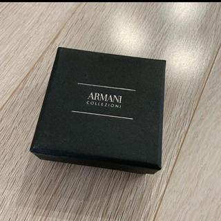 アルマーニ コレツィオーニ(ARMANI COLLEZIONI)の新品✩ARMANI カフスボタン(カフリンクス)