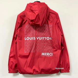 ルイヴィトン(LOUIS VUITTON)の国内正規品 未使用 ルイヴィトン LVリスト ハーフジップ ブルゾン M~L!(ナイロンジャケット)