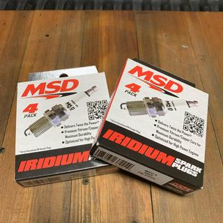 Chevrolet - 新品 MSD イリジウムスパークプラグ IR5Y8本セットシボレー C1500
