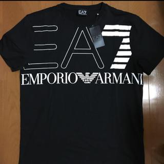 エンポリオアルマーニ(Emporio Armani)のSale❗️新品アルマーニ Tシャツ Lサイズ(Tシャツ/カットソー(半袖/袖なし))