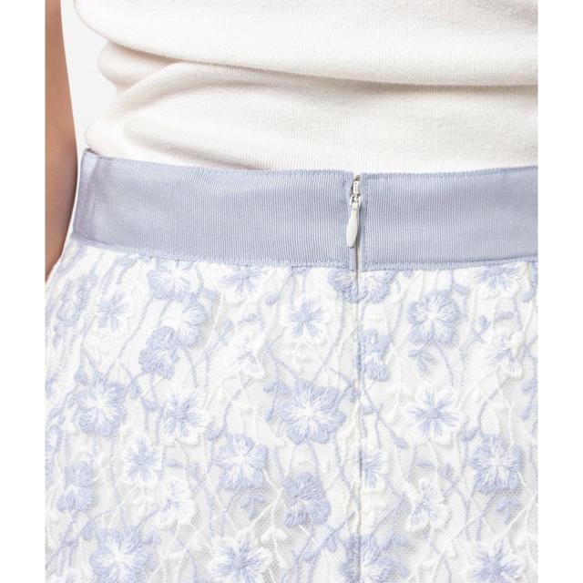Debut de Fiore(デビュードフィオレ)の新品 Debut de Fiore デビュードフィオレ レースタイトスカート レディースのスカート(ひざ丈スカート)の商品写真