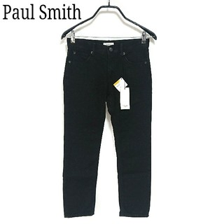 ポールスミス(Paul Smith)の新品タグ付き Paul Smith カジュアルパンツ ドット レディース 黒 M(カジュアルパンツ)