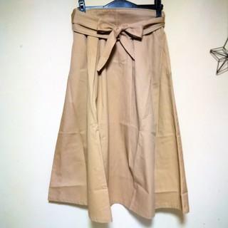 merlot - 🍓merlot コットンミディアムスカート
