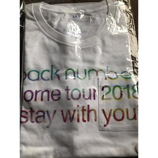 バックナンバー(BACK NUMBER)のback number Dome tour2018Tシャツ(ミュージシャン)