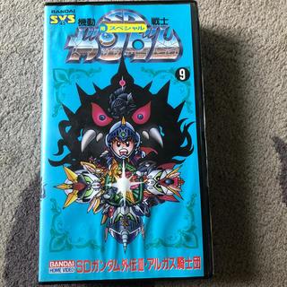 バンダイ(BANDAI)のSDガンダム VHS(アニメ)