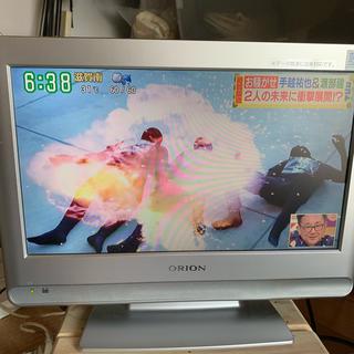 オリアン(ORIAN)のオリオン液晶デジタルテレビ 14型(テレビ)
