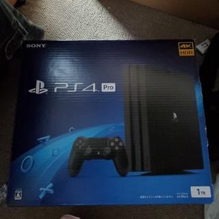 SONY - SONY PlayStation4 Pro 本体 CUH-7200BB01