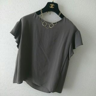 ボッシュ(BOSCH)のBOSCH☆大人色被りブラウス◆美品(シャツ/ブラウス(半袖/袖なし))