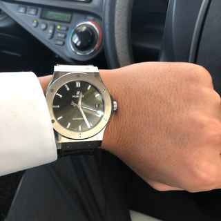 ウブロ(HUBLOT)のウブロ クラシックフュージョン 未使用保管品45 mm(腕時計(アナログ))