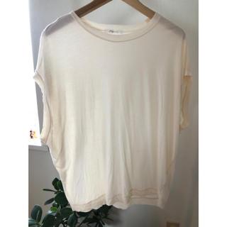 プラージュ(Plage)のplage オーバーサイズTシャツ 002(Tシャツ/カットソー(半袖/袖なし))