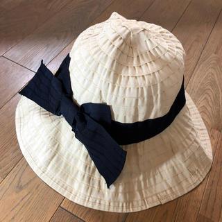 ジーユー(GU)の美品!レディース帽子(ハット)