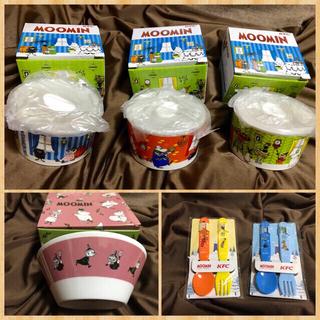 スヌーピー(SNOOPY)のムーミン食器 6点セット+マスク(食器)