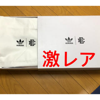 オリジナル(Original)の☆コラボ☆ 新品エリック・エマニュエル✖️アディダス オリジナルス ライバルリー(スニーカー)