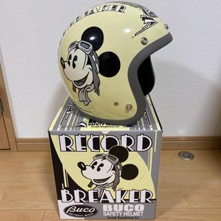 トイズマッコイ(TOYS McCOY)のBABY BUKO ミッキーマウス ヘルメット(ヘルメット/シールド)