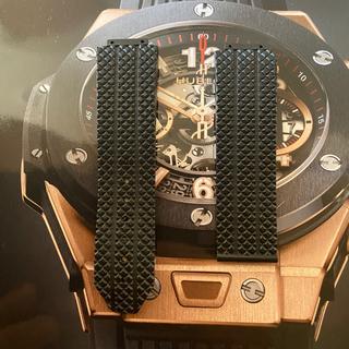 ウブロ(HUBLOT)の⭐ ウブロ ビックバン 44mm 301用 純正 ラバーベルト中古 ♪(腕時計(アナログ))