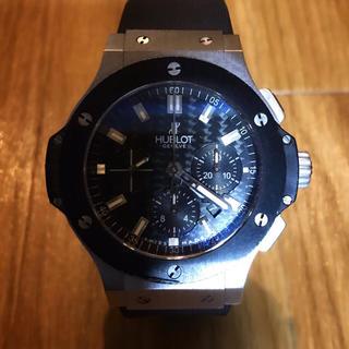 ウブロ(HUBLOT)のHUBLOT ウブロ BIGBANG ビッグバン クロノグラフ 時計(腕時計(アナログ))