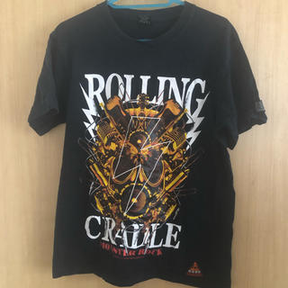 ローリングクレイドル(ROLLING CRADLE)のMONSTER ROCK × ROLLING CRADLE Tシャツ(Tシャツ/カットソー(半袖/袖なし))