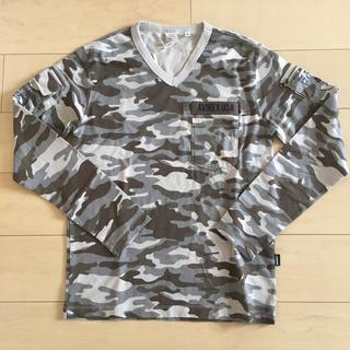 アヴィレックス(AVIREX)のアヴィレックス AVIREX 長袖Tシャツ(Tシャツ/カットソー(七分/長袖))