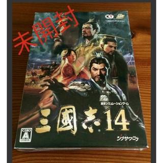 Koei Tecmo Games - 未開封 三国志14 windows版