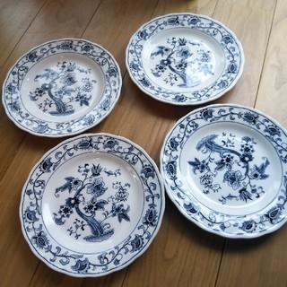 ニッコー(NIKKO)の【うみ様】ニッコー陶器 NKT 日本製ストーンウェア プレート皿2枚セット(食器)