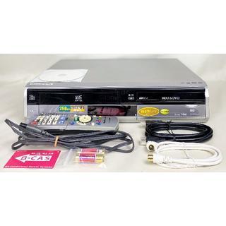 パナソニック(Panasonic)のパナソニック VHS一体型ハイビジョンDVDレコーダー DMR-XP20V (その他)