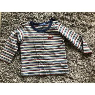 ファミリア(familiar)のファミリアfamiliar 長袖Tシャツ 80センチ(シャツ/カットソー)