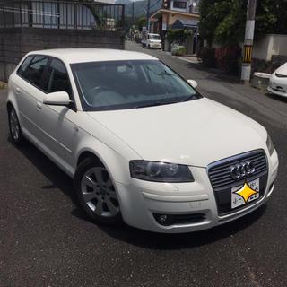 AUDI - ✳️2万キロ❣️綺麗❣️ 車検3年8月アウディ A3 スポーツパック ナビ 大阪