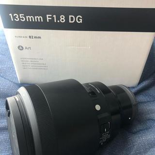 SIGMA - SIGMA 135mm F1.8 ソニー Eマウント
