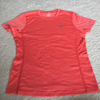 アバクロンビーアンドフィッチ(Abercrombie&Fitch)の レア‼️Abercrombie & Fitch Tシャツレディース半袖  XL(Tシャツ(半袖/袖なし))