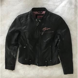 ハーレーダビッドソン(Harley Davidson)のハーレーダビッドソン レザージャケット レディース(ライダースジャケット)