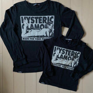 ヒステリックグラマー(HYSTERIC GLAMOUR)のHYSTERIC GLAMOR  キッズサイズ セット(Tシャツ/カットソー)