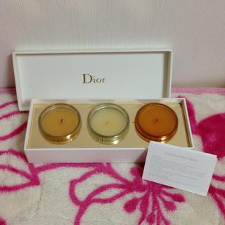 ディオール(Dior)の【SALE】ディオール キャンドル(キャンドル)