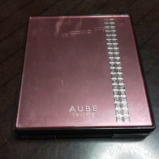 オーブクチュール(AUBE couture)のオーブクチュール 見たままアイシャドウ ブラウン系(アイシャドウ)