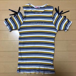 イングファースト(INGNI First)のINGNI First 140cm カットソー(Tシャツ/カットソー)