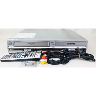パナソニック(Panasonic)の パナソニック VHS一体型DVDレコーダー DMR-E150V(DVDレコーダー)