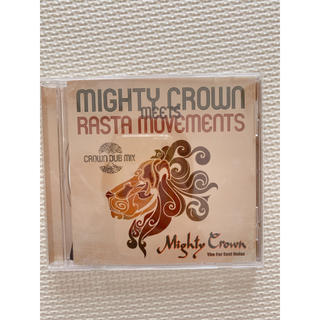 MIGHTY CROWN meets RASTA MOVEMENTS(ワールドミュージック)
