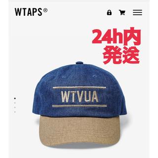 ダブルタップス(W)taps)のWTAPS T-6L 03 CAP BLUE(キャップ)