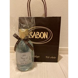 SABON - 新品未使用★ シャワーオイルS デリケート・ジャスミン