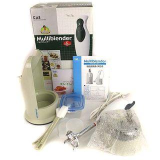 カイジルシ(貝印)の貝印 マルチブレンダー DK-5300(調理機器)