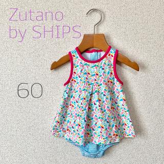 SHIPS - Zutano/SHIPS ロンパース サイズ6m