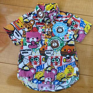 ジャム(JAM)の半袖シャツ 90(ブラウス)