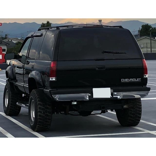 Chevrolet(シボレー)の車検付!シボレー タホ!バッテリー新品!オイル交換済! 自動車/バイクの自動車(車体)の商品写真