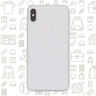 アイフォーン(iPhone)の【B】iPhoneXSMax/64/au(スマートフォン本体)