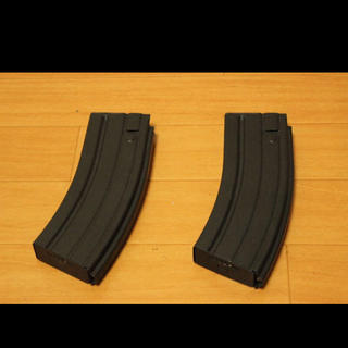 マルイ(マルイ)の◆東京マルイ 次世代 M4/HK416 Hkタイプ 520連 多弾マガジン 2個(カスタムパーツ)
