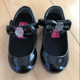 ディズニー(Disney)のビビディバビディブティック  靴 18cm(フォーマルシューズ)