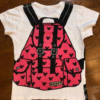 ミッキーマウス(ミッキーマウス)のミッキーマウスTシャツ(Tシャツ(半袖/袖なし))