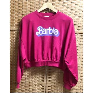 バービー(Barbie)のスウェット(スウェット)