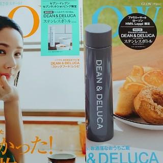 ディーンアンドデルーカ(DEAN & DELUCA)の♡2点♡ GLOW 8月号 付録 DEAN&DELUCA ステンレスボトル(食器)