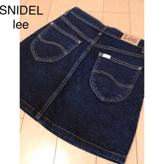 スナイデル(snidel)のSNIDEL Lee(ミニスカート)