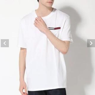 トミーヒルフィガー(TOMMY HILFIGER)のTOMMY HILFIGER SIGNATURE POCKET TEE(Tシャツ/カットソー(半袖/袖なし))